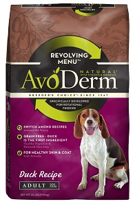 Natural Revolving Menu Dog Food