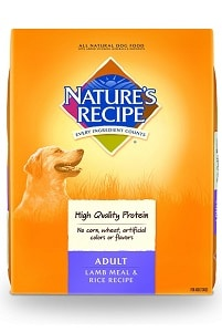 Natures Recipe Adult Dry Dog Food