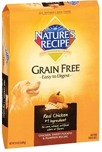 Natures Recipe Dry Dog Food
