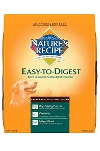 Natures Recipe Easy to Digest Dry Dog Food