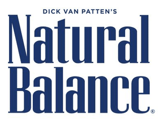 Natural Balance logo in three lines
