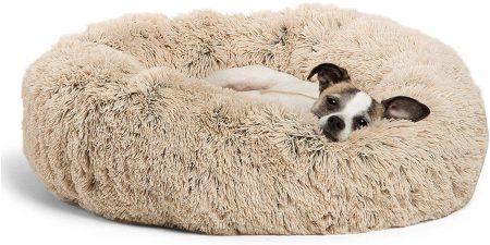 Original Calming Donut Bed - Best Friends by Sheri
