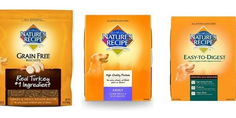 Nature's Recipe Dog Food Reviews 2017